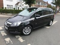 Uber Ready PCO Car/Minicab For Sale,2013 Vauxhall Zafira 1.7 Diesel Low Mileage 7 Seater PCO Car