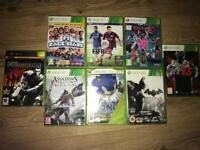 Xbox 360 Games x8