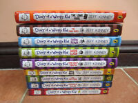 9 diary of a wimpy kid
