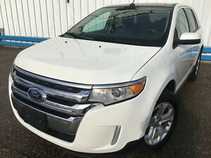 2013 Ford Edge SEL *LEATHER-SUNROOF-NAVIGATION*
