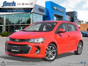 2017 Chevrolet Sonic LT Auto RS|REMOTE START|SUNROOF|BACKUP CAM