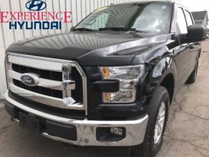 2017 Ford F-150 LIKE-NEW LARGE PICK-UP WITH FACTORY WARRANTY AND
