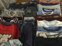 Bundle of baby clothes, size 12-18 months,