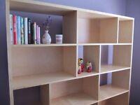 Beautiful Habitat Bookcase - Unit