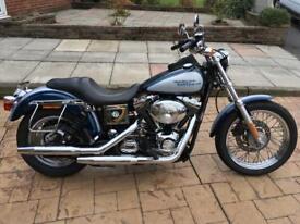 Harley Davidson fxdl. Dyna Low Rider.