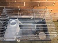 Indoor ferplast cage