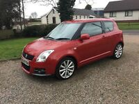 2007 SUZUKI SWIFT 1.6 SPORT EDITION