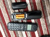 Home telephone set x2