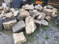 Bath stone quoin