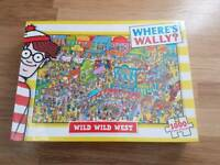 Brand new where's wally puzzel