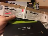 1 x Queen mother Roof ticket aintree grand national meeting (DAY 1)