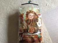 Lil Lion baby/toddler Halloween Costume