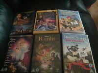 Kids DVDs 15