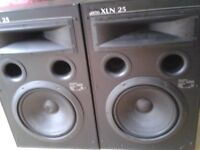 Large Pair of Jamo XLN25 Speaker & AIWA XA-950 amp - DELIVERY AVAILABLE