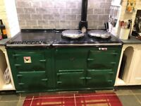 2 oven aga with electric module