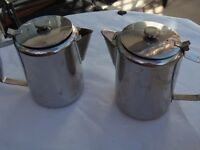 stainless steel Tea or Coffee pots