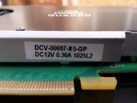 PNY nVidia FX3800 1024mb graphic card