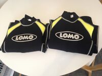Two LOMO Kids Wet Suits, Age 8-10