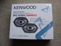 "Kenwood KFC-S5782C car speakers 5""x7"" custom fit"