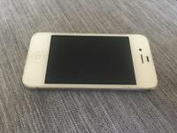 Iphone 4s unlocked good condition