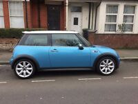 MINI COOPER S 1.6 Mint Condition Low Milage Metallic Blue