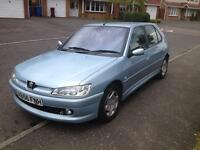 Peugeot 306 lx with MOT swap car with cash for something else try me