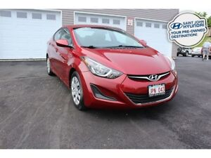 2015 Hyundai Elantra GL! HEATED SEATS! BLUETOOTH! WARRANTY!