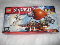 LEGO 70603 Ninja Raid Zeppelin Retired Product