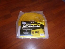 AWNING RAIL PROTECTOR - 12M NEW AND UNOPENED