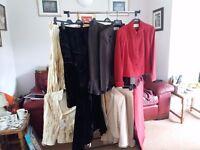 Ladies suits for sale size 18