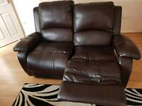 Sofa recliner for quick sale, only collection