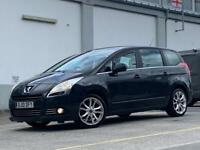 7 seater Peugeot 5008 diesel part exchange welcome