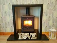 COMPLETE STOVE & INSTALLATION FROM ONLY £ 1249
