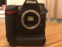 Nikon D7000 body with Nikon Grip