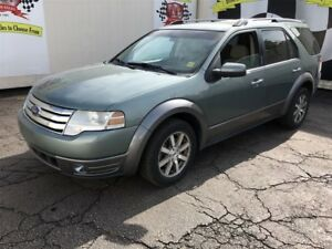 2008 Ford Taurus X SEL, Automatic, Steering Wheel Controls