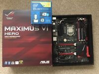 Cpu, motherboard and ram bundle