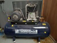 Fiac Workhorse 7.5HP 270L 400v 29CFM Air Compressor