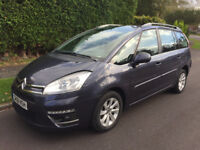 Citroen Grand C4 Picasso 1.6 HDi 16v VTR+ 5dr 2011 (61 Plate) 7 Seater
