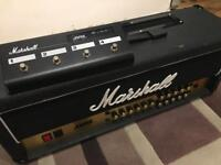 Marshall amp valve jvm 210 head