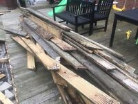 Free decking boards