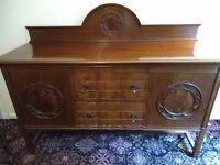 Ornate dresser/sideboard