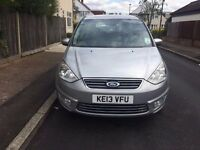 Ford Galaxy Zetec Manual,1.6TDCi ,7 Seat, Diesel, Very Low Mileage , Clean Car All Over