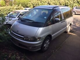 1999 Toyota Lucida Estima Emina Auto 2.2D - New Belts Water Pump & Alternator! Long MOT & HPI CLEAR!