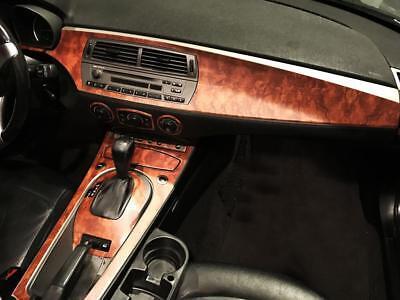 Bmw Wood Dash (Rdash Wood Grain Dash Kit for BMW Z4 2003-2008 (Honey Burlwood) )