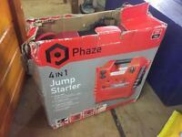 Phaze 4 in 1 jump starter