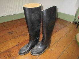 Aigle Horse Riding Boots - Size 39