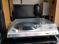Vintage sony turntable ps-333