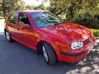 2004 (53) VOLKSWAGEN GOLF 1.6 ~ VIEW UP TO 10PM