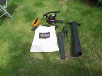 Torro Garden Vacuum/Blower/Shredder New Condition