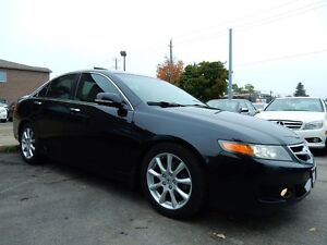2008 Acura TSX TECH PKG   NAVIGATION   LEATHER.ROOF Kitchener / Waterloo Kitchener Area image 8